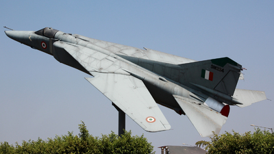 SM234 - Mikoyan-Gurevich MiG-23BN Flogger H - India - Air Force