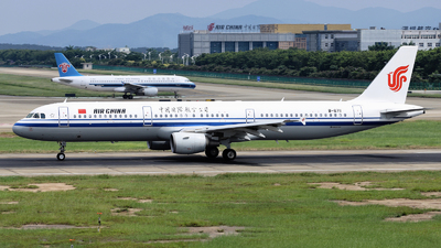 B-6711 - Airbus A321-213 - Air China