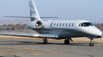A picture of N930MG - Cessna 680 Citation Sovereign - [6800152] - © Taylor Kim