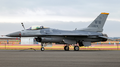 90-0824 - General Dynamics F-16C Fighting Falcon - United States - US Air Force (USAF)