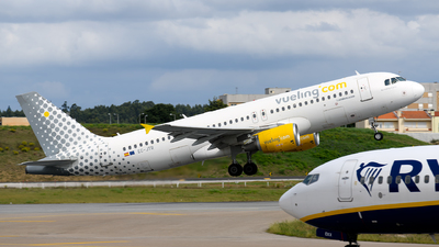 A picture of ECJTR - Airbus A320214 - Vueling - © Rui Marques
