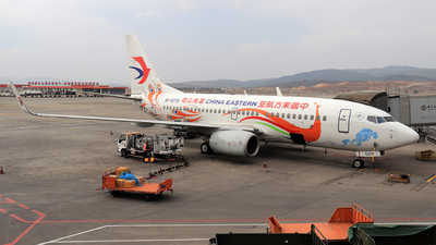 B-5276 - Boeing 737-79P - China Eastern Airlines