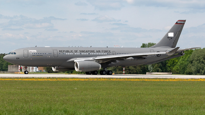 MRTT037 - Airbus A330-243(MRTT) - Singapore - Air Force
