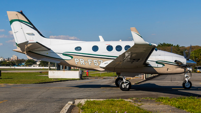A picture of PRFSZ - Beech C90A King Air - [LJ1724] - © Radioactivity