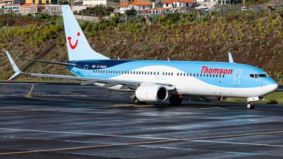 G-TAWR - Boeing 737-8K5 - Thomson Airways