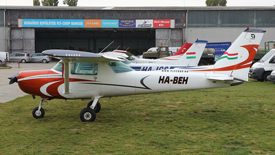 HA-BEH - Reims-Cessna F152 - Fly-Coop