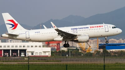B-8229 - Airbus A320-214 - China Eastern Airlines