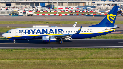 A picture of EIENF - Boeing 7378AS - Ryanair - © Matteo Lamberts
