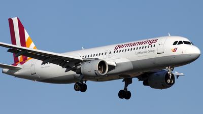 D-AIPZ - Airbus A320-211 - Germanwings