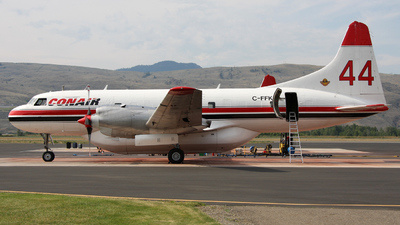 C-FFKF - Convair CV-580 - Conair Aviation