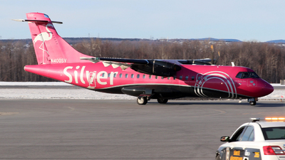 N400SV - ATR 42-600 - Silver Airways