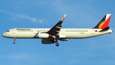 RP-C9914 - Airbus A321-231 - Philippine Airlines