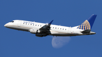 N644RW - Embraer 170-100SE - United Express (Republic Airlines)