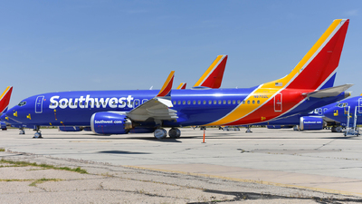 N8702L - Boeing 737-8 MAX - Southwest Airlines