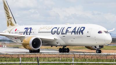A9C-FA - Boeing 787-9 Dreamliner - Gulf Air