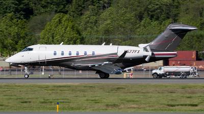 N577FX - Bombardier BD-100-1A10 Challenger 350 - Flexjet