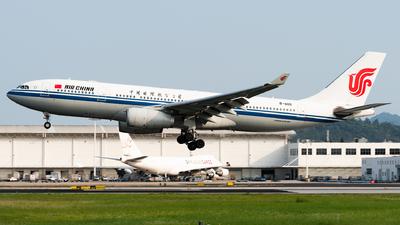 B-6115 - Airbus A330-243 - Air China