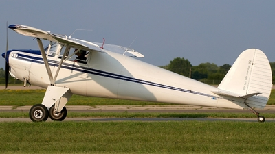 N71836 - Luscombe 8A - Private
