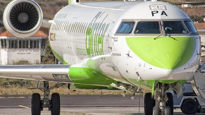 EC-MPA - Bombardier CRJ-1000 - Binter Canarias (Air Nostrum)
