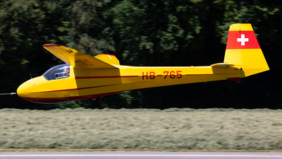 HB-765 - Schleicher K-8B - Private