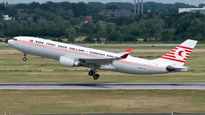 A picture of TCJNC - Airbus A330203 - Turkish Airlines - © Sebastian Thiel