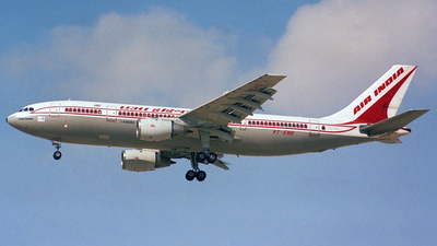 VT-EHO - Airbus A300B4-203 - Air India