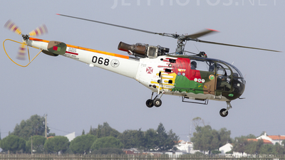 19376 - Sud-Est SE.3160 Alouette III - Portugal - Air Force