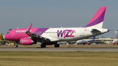 A picture of HALYL - Airbus A320232 - Wizz Air - © Calin Horia Lupu