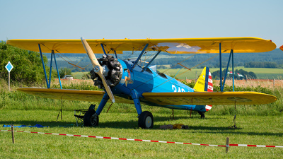 N55097 - Boeing A75N1 Stearman - Private