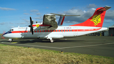 F-OHLA - ATR 42-320 - Med Airlines