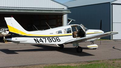 N47906 - Piper PA-28-161 Warrior II - Private