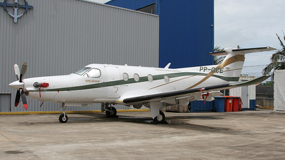PP-OCE - Pilatus PC-12/47E - Private