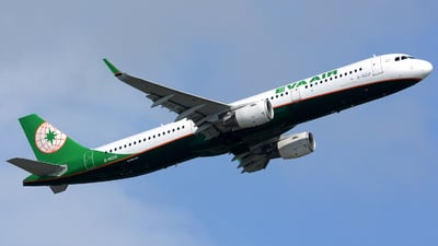 B-16221 - Airbus A321-211 - Eva Air