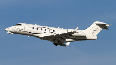 N786FG - Bombardier BD-100-1A10 Challenger 300 - Private