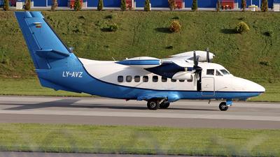 LY-AVZ - Let L-410UVP-E16 Turbolet - Transaviabaltika