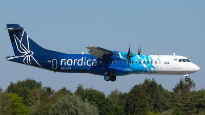 A picture of ESATA - ATR 72600 - [1038] - © Lars Hentschel