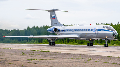 RF-94296 - Tupolev Tu-134AK - Russia - Air Force