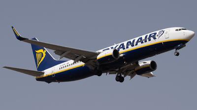 EI-EVM - Boeing 737-8AS - Ryanair