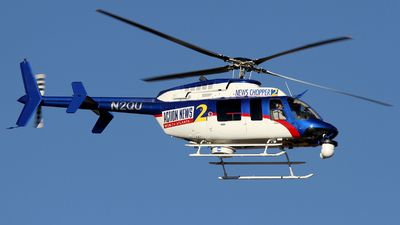 N2QU - Bell 407 - Private