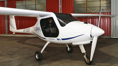 SP-SSSS - Pipistrel Alpha Trainer - Private
