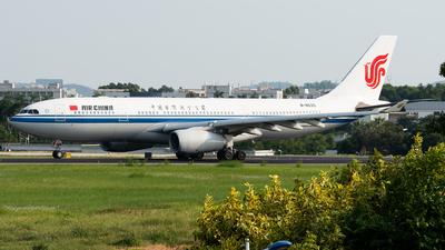 A picture of B6533 - Airbus A330243 - Air China - © Calvin Chu