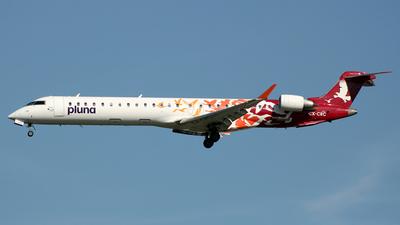 CX-CRC - Bombardier CRJ-900LR - PLUNA