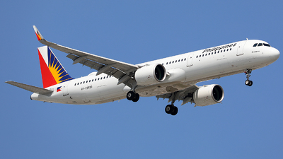 RP-C9930 - Airbus A321-271N - Philippine Airlines