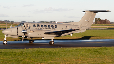 A picture of NZ2353 - Beech 300 Super King Air 350 -  - © Bailey Trowland