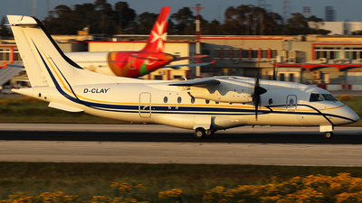 A picture of DCLAY - Dornier 328110 - [3117] - © Matthew.S