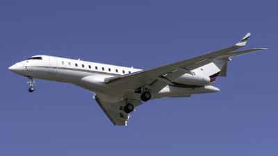 N142QS - Bombardier BD-700-1A10 Global 6000 - NetJets Aviation