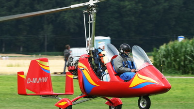 D-MJHW - AutoGyro Europe MT-03 Eagle - Private
