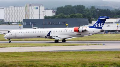 A picture of EIFPN - Mitsubishi CRJ900LR - SAS - © Kyle McKinlay