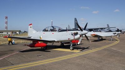 260 - Pilatus PC-9M - Ireland - Air Corps