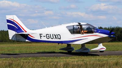 F-GUXQ - Robin DR400/120 Petit Prince - Aéroclub de Bordeaux